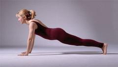 Планка: одно упражнение, заменяющее целую тренировку