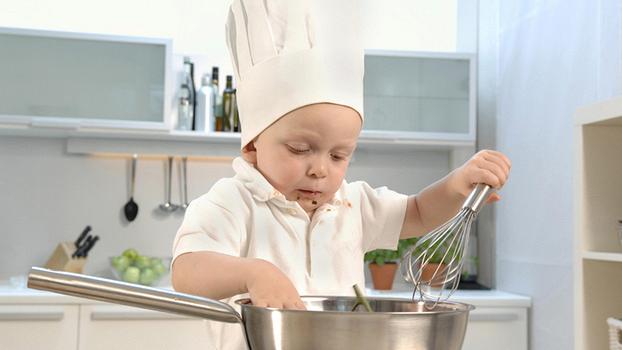 Поиграем... на кухне!