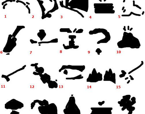 дачу гадание на кофейной гуще толкование символов в картинках гусеница знаю, что