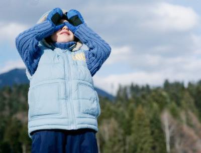 Зимняя прогулка для юного натуралиста - наблюдения за природой