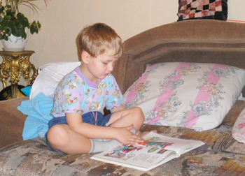 Чтение без увлечения или почему ребенок не хочет читать