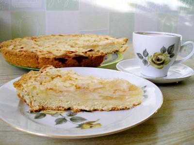 «Цветаевский» яблочный пирог