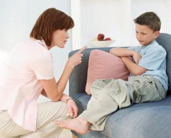 Ребенок один дома. Правила поведения
