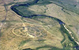 Аркаим: музейные байбаки и археология