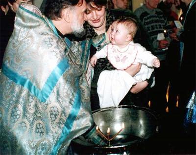 Крещение ребенка. Что нужно знать о крещении?