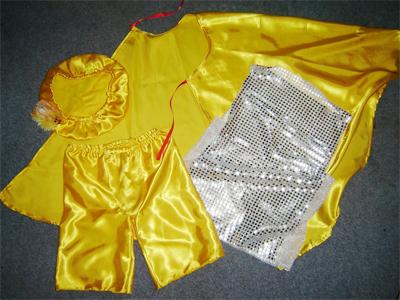 Мастер-класс: шьем костюм Принца за 60 р.