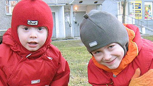 Готовимся к зиме: выбираем шлем. Все, что вы хотели знать о детских шапках-шлемах