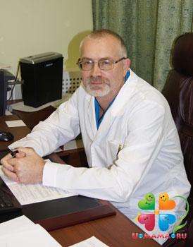 U-интервью с главой «сорокового» роддома. Олег Бутунов: Беременность надо кормить, поить и любить