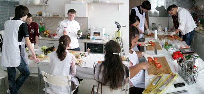 Екатеринбург кулинарные курсы для взрослых