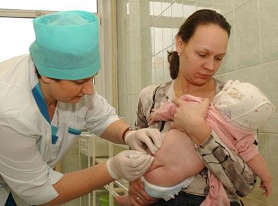 Прививка АКДС. Первая часть – основные вопросы