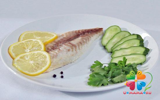 Рыба, запеченная в соли (рецепт с видео)