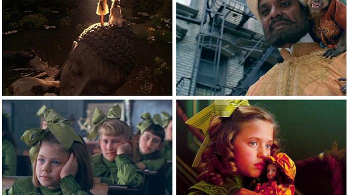 Фильмы и мульты про храбрых девочек