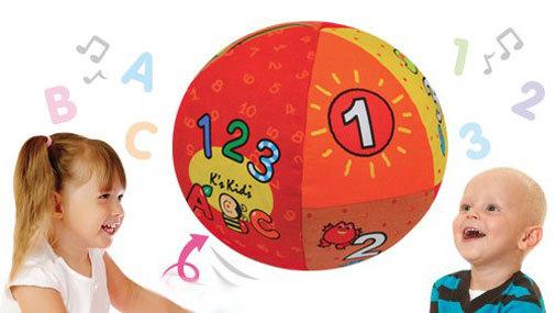 Тестируем K's Kids – игрушки для развития маленьких гениев