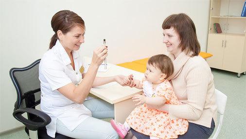 «Детский доктор» для самых маленьких