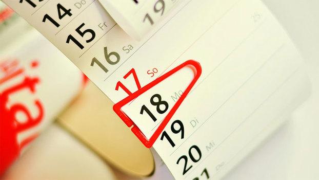 Как использовать старые календари для развития детей?