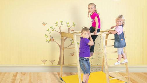 Детская комната. Организация пространства и мебель для детской