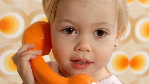 Как понять, что у ребенка проблемы с речью?