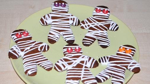 Печенье «Мумии»