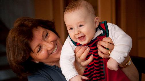 Как найти общий язык с бабушками и дедушками ваших детей?