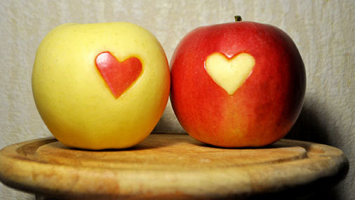 Романтические блюда на День всех влюбленных!