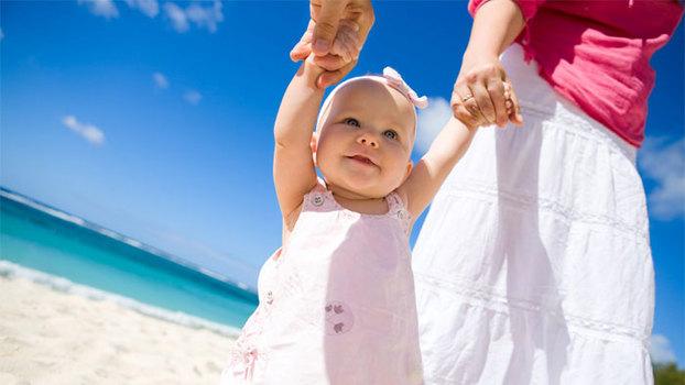 Летние средства защиты от солнца и насекомых для малышей