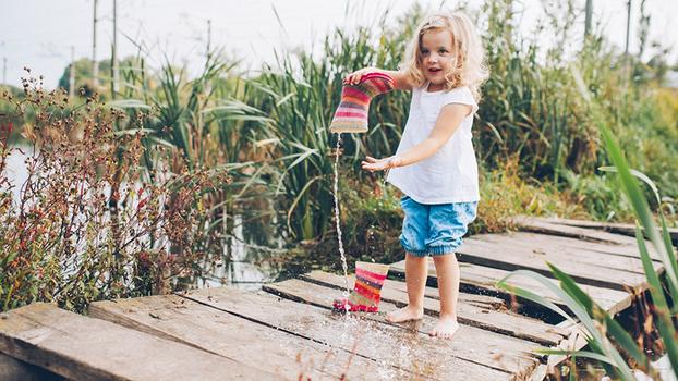 Безопасное лето для детей: советы родителям