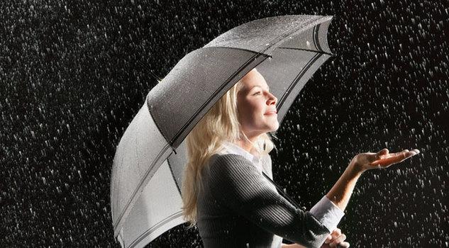 Как выглядеть стильно в дождливое лето?