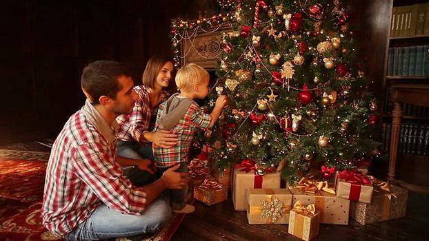 Новый год: создаем семейную сказку