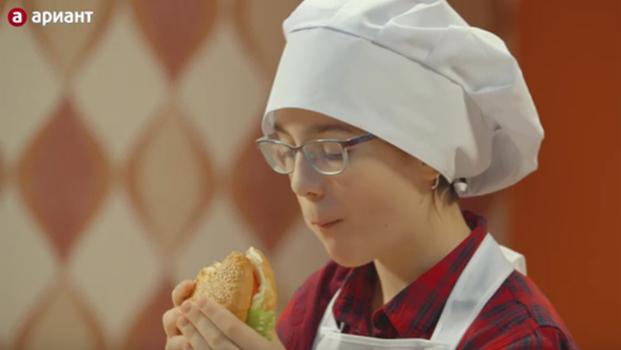 Рецепты для детей. Гамбургеры