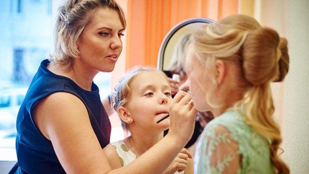 Салон красоты для детей «моЯ ПРЕЛЕСТЬ» - 10 лет с вами