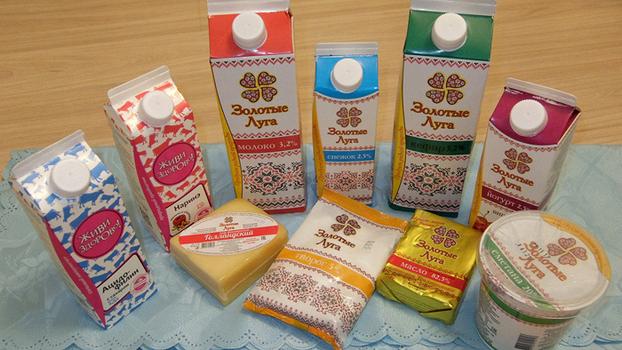 Новое тестирование на сайте: пробуем молочные продукты!