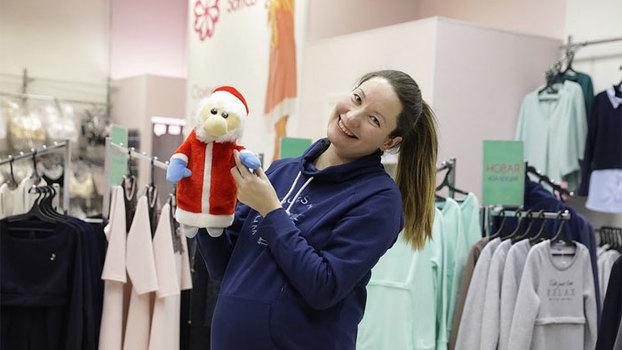 Зимняя коллекция верхней и повседневной одежды для беременных в SofiCo. Фоторепортаж