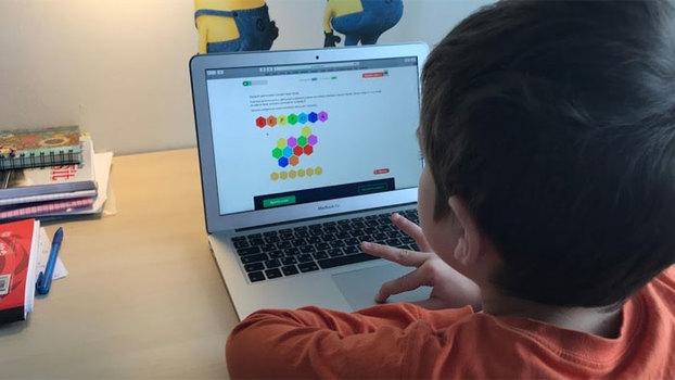 Юмамы протестировали сайт для развития детей ЛогикЛайк