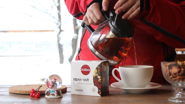Итоги тестирования чая «Айдиго»: иван-чай для русской зимы!