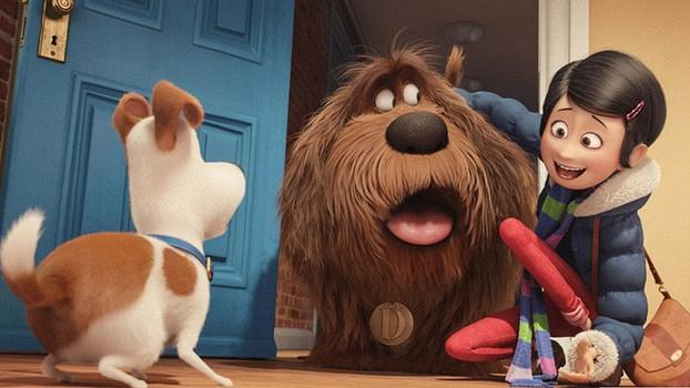10 лучших мультфильмов про собак