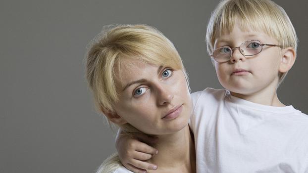 Как объяснить ребенку, что он не нужен папе?