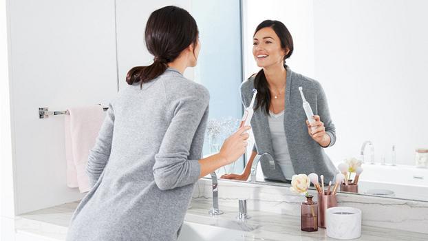 5 причин перейти на электрическую зубную щетку с возвратно-вращательной технологией