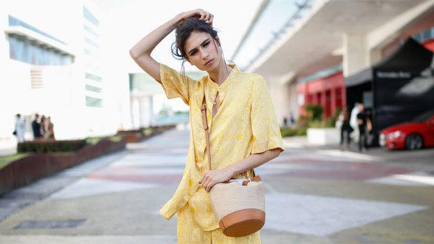 Стильные образы лето 2018. Как одеться в жару?