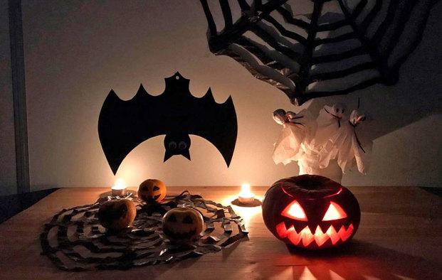 Детский Хэллоуин. Как приготовить тематические угощения
