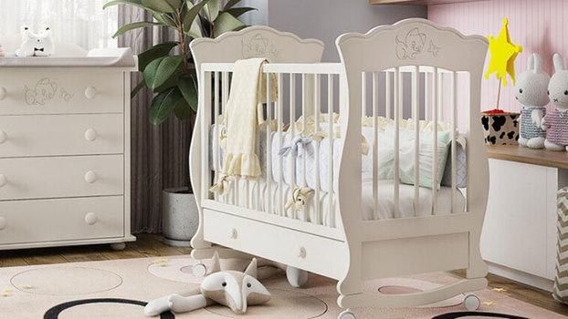 Кроватки для новорожденных: 6 уникальных возможностей современных моделей