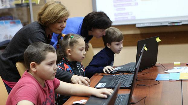 Где детям научиться программированию в Екатеринбурге?