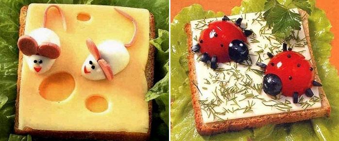 Угощения для детей на день рождения рецепты