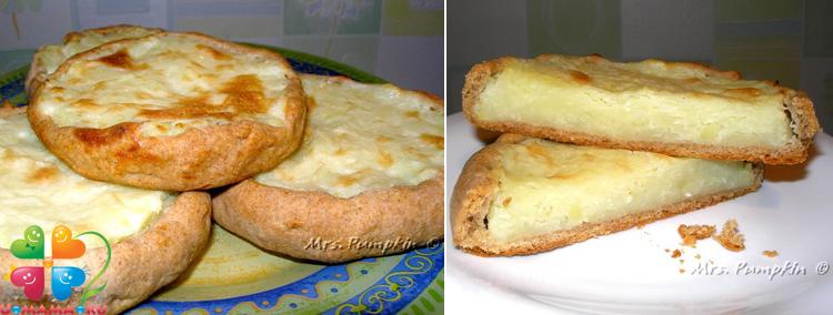 ватрушка из ржаной муки с картофелем рецепт