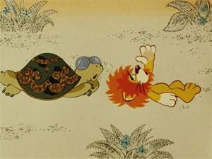Песня Львенка и Черепахи / U-MAMA.RU