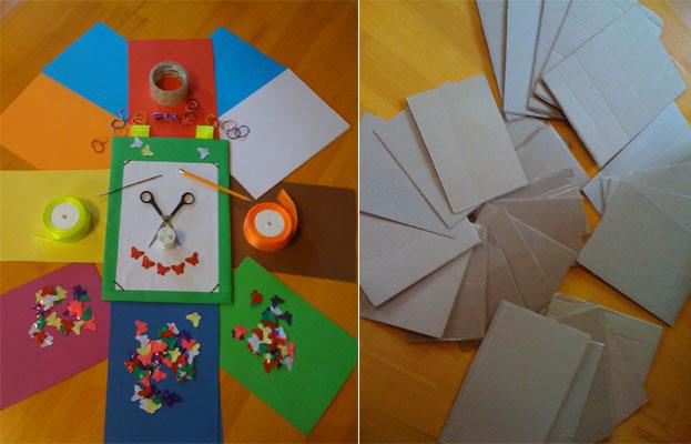 Рамки детских рисунков своими руками