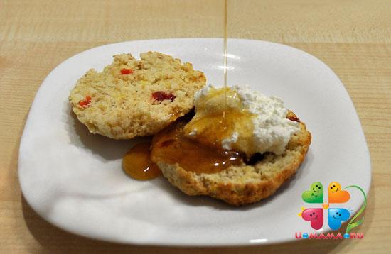 Лепешки многозерновые к завтраку