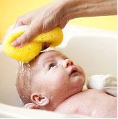 Сколько кипятка надо налить в ванночку для купания ребенка содержащую 20