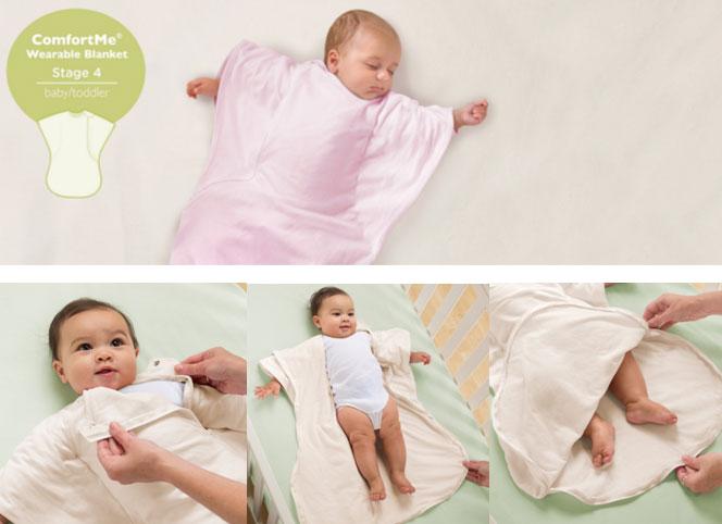 Спальный конверт для ребенка