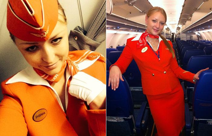 стюардесса юля фото