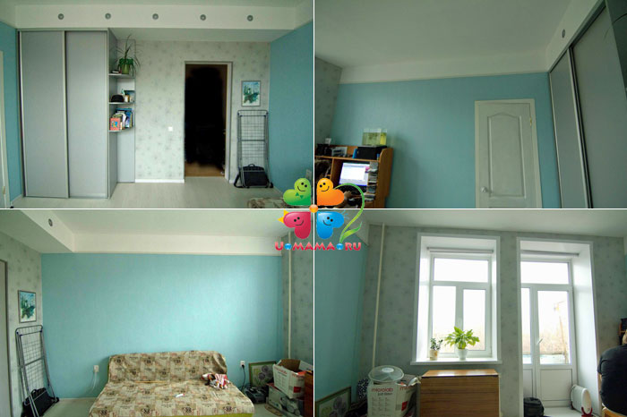 расстановка мебели в комнате 18 кв.м фото